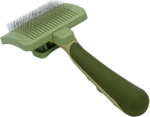 Safari Self-Cleaning Slicker Brush_Chewy