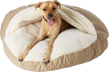 Snoozer Pet Products Cozy Cave Dog Bed