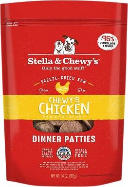Stella & Chewys Chewys Chicken Dinner
