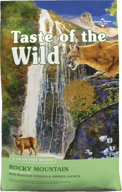 Taste of the Wild Dry Cat Food_Chewy