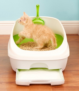 Tidy Cats Breeze Cat Litter Box_Chewy