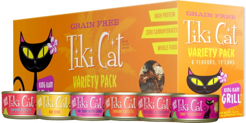 Tiki Cat canned cat food_Chewy