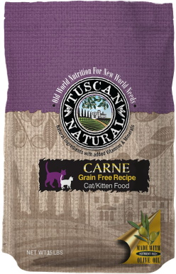 Tuscan Natural Dry Cat Food_Chewy