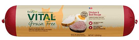 Vital® Grain Free Chicken & Beef Recipe for Cats