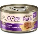 Wellness CORE Natural Grain Free Turkey & Chicken Liver Pate Canned
