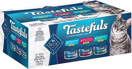 Blue Buffalo Tastefuls Cat Food