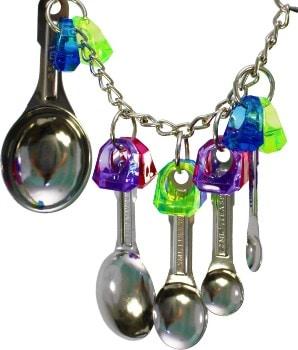 Bonka Bird Toys Spoon Delight Bird Toy