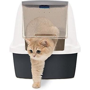 Catit Magic Blue Cat Litter Box