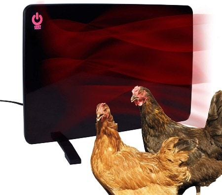 Cozy Products CL Cozy Safe Chicken Coop Heater
