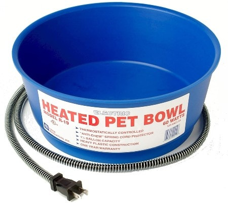 Farm Innovators Heated Pet Bowl