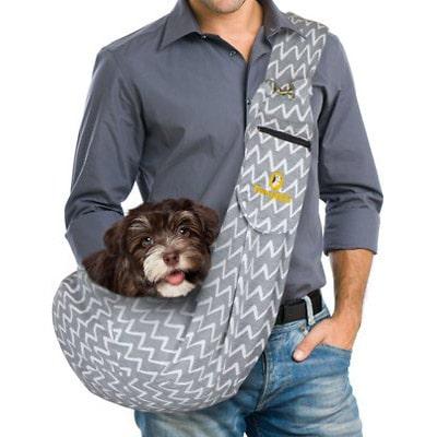 FurryFido Adjustable Dog & Cat Carrier Sling