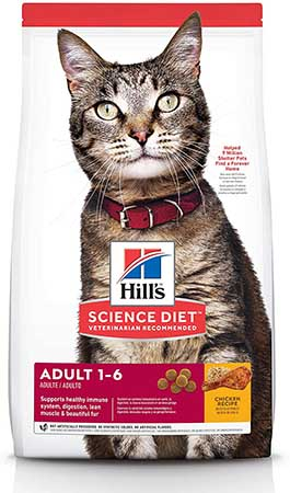 Hill's Science Adult Dry Cat Food
