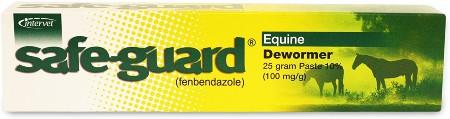 Intervet Safeguard Horse Dewormer