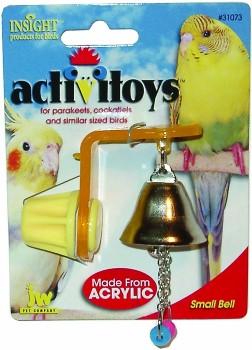 JW Pet Activitoy Birdie Bell Toy