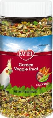 Kaytee garden veggie treat