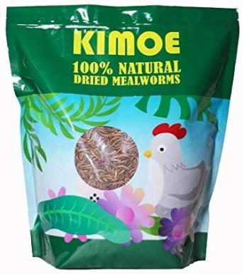 Kimoe dried mealworms