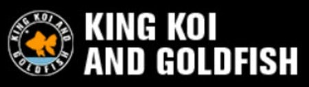 King Koi and Goldfish logo