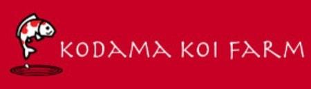 Kodama Koi Farm logo