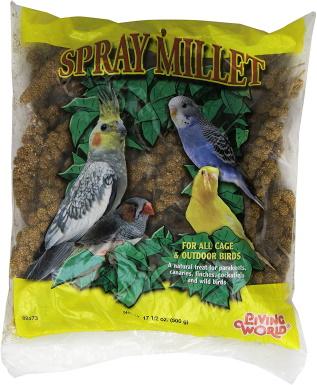 Living World Spray Millet
