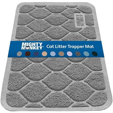 Mighty Monkey Cat Litter Mat