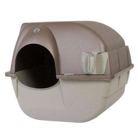Omega Paw Roll-N Clean Cat Litter Box