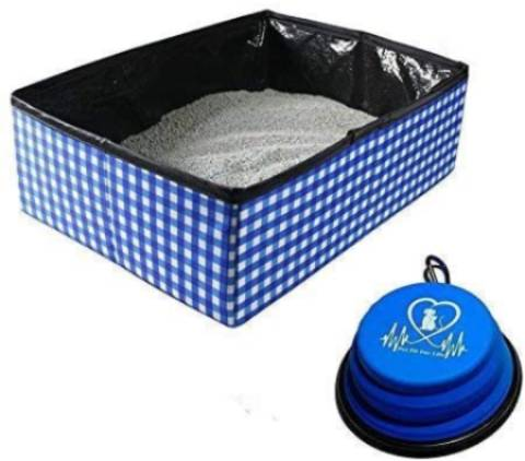 Pet Fit For Life Collapsible Litter Box