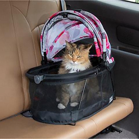 Pet Gear VIEW 360 Dog & Cat Carrier Bag