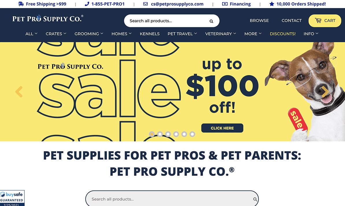 Pet Pro Supply Co