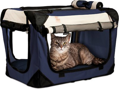 PetLuv Happy Cat Soft-Sided Cat Carrier