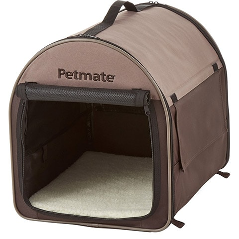 Petmate Single Door Collapsible Soft-Sided Dog Crate