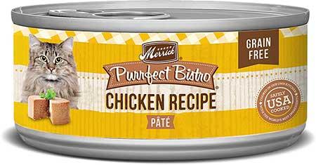 Purrfect Bistro Grain-Free Chicken Recipe