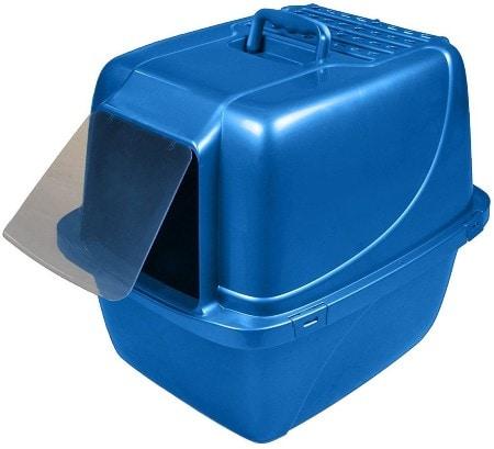 Van Ness Enclosed Cat Litter Pan