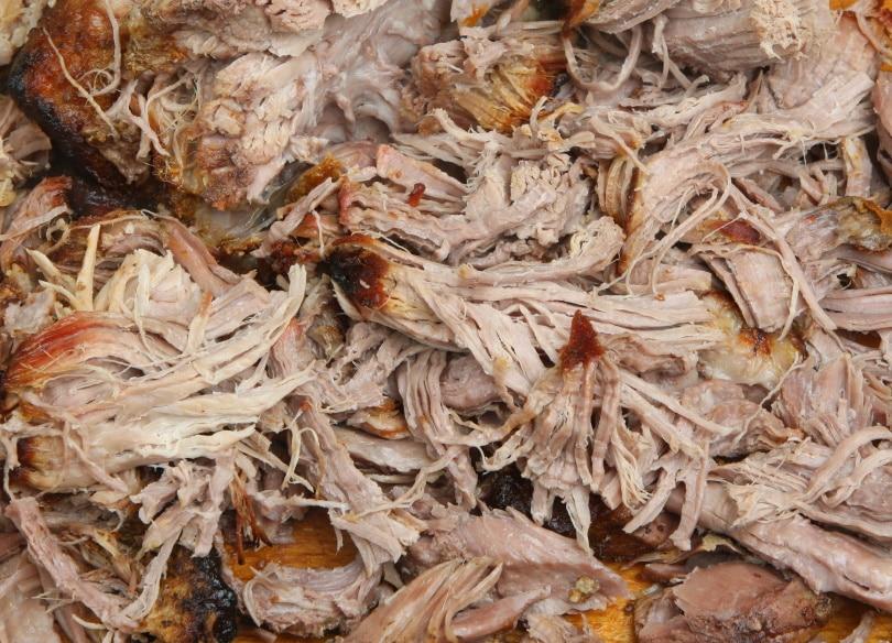shredded meat
