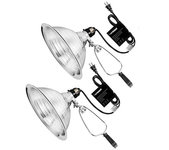 vivosum clamp lamp