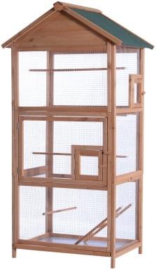 MCombo 70-inch Outdoor Aviary