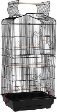 Yaheetech 41-inch Open Play Bird Cage