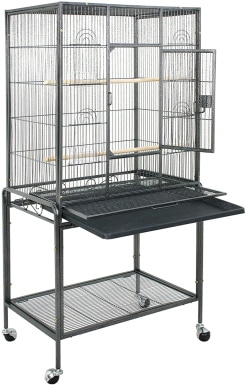 Zeny Bird Cage with Stand