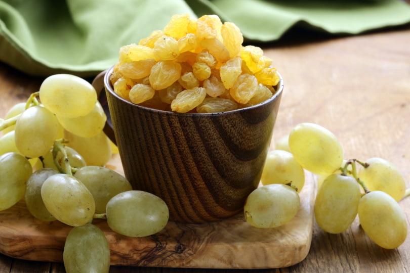 अंगूर और किशमिश