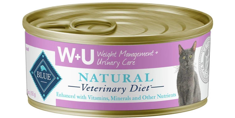 Blue Buffalo Natural Veterinary Diet W+U (1)