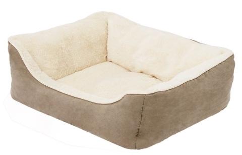 Frisco Rectangular Bolster Cat Bed