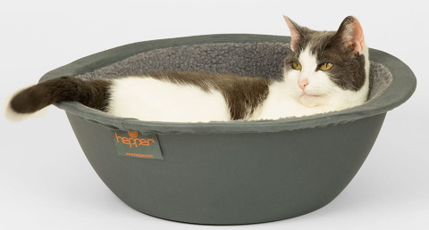 Hepper Cat Nest Washable Cat Bed