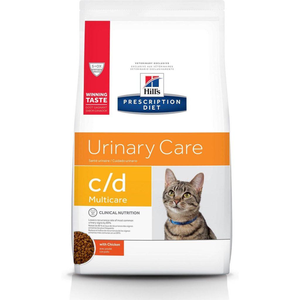 Hill's Prescription Diet c_d Multicare Urinary Care dry